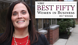 "Lynn Spence Honored in NJBIZ ""Best 50 Women in Business"""
