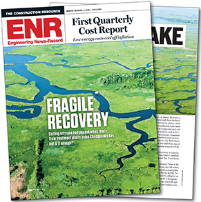 T&M's Greg Duncan featured in Engineering News-Record Article on Chesapeake Bay and TMDL Program