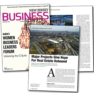 T&M's Efforts to Revitalize Camden, NJ featured in September issue of New Jersey Business