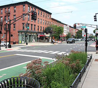 Modernizing one of Hoboken's most famous streets